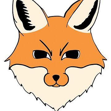 No Fox Given by maliedoo