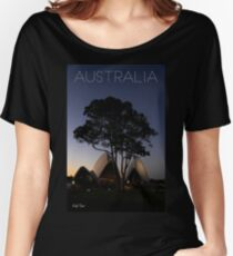 Australian Icons Women's Relaxed Fit T-Shirt