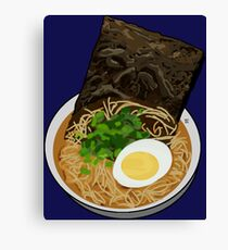 Necronom-nom-nom-icon (no text) Canvas Print
