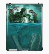 DINOSAUR ISLAND Pop Art iPad Case/Skin