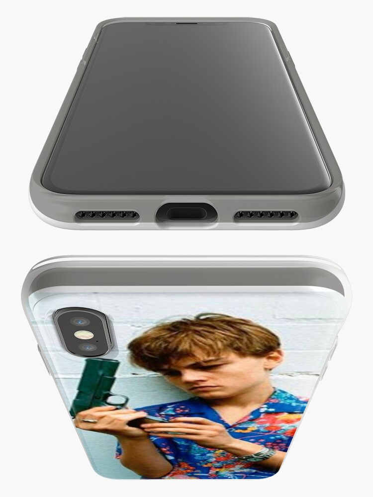 Alternate view of Leo as Romeo  iPhone Case & Cover