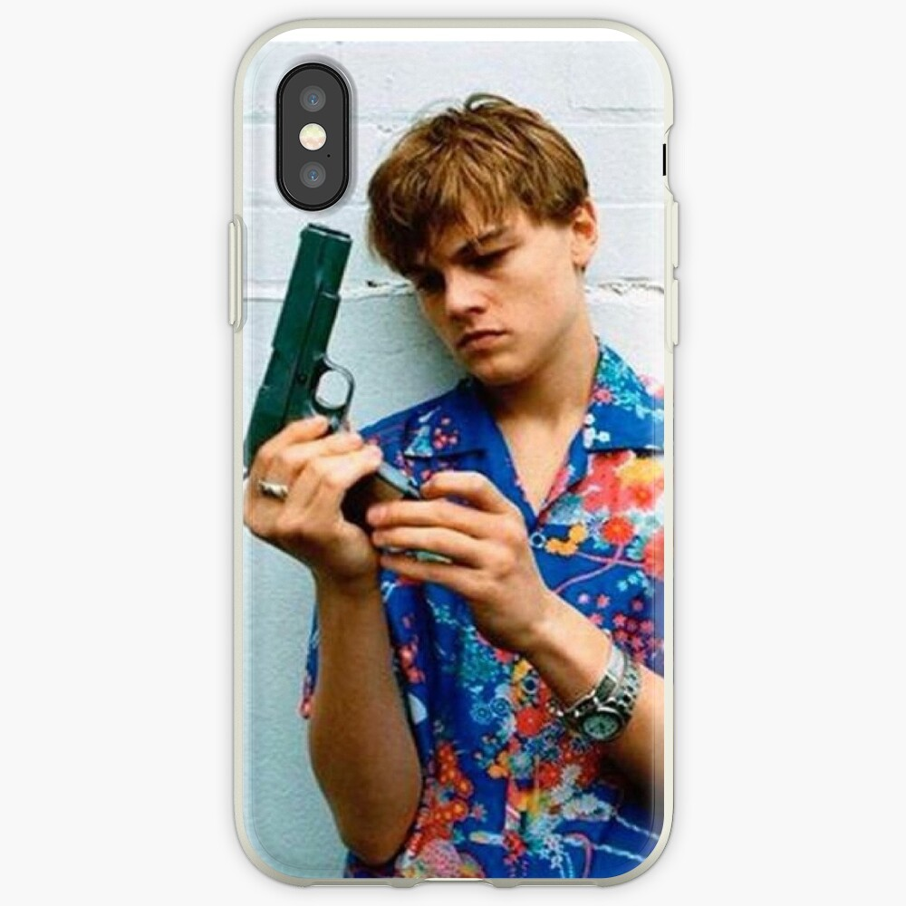 Leo as Romeo  iPhone Case & Cover