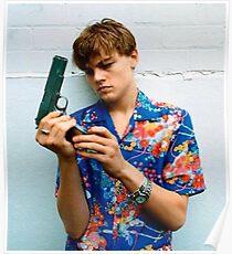 Leo as Romeo  Poster
