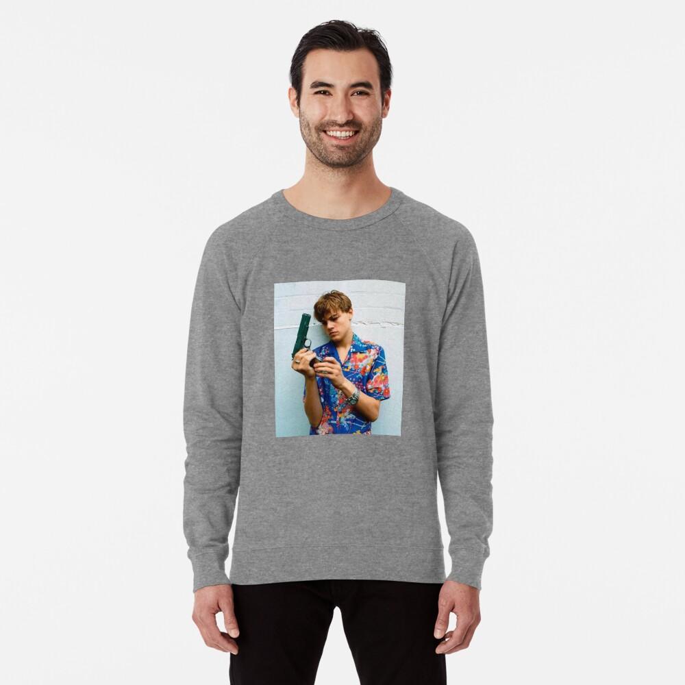 Leo as Romeo  Lightweight Sweatshirt