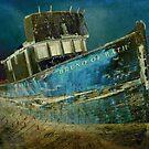 Midnight Shipwreck by Sarah Vernon
