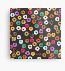 Mmmmmm, Donuts! Metal Print