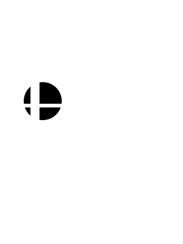 Super Smash Bros. Ultimate LOGO! by Zac-