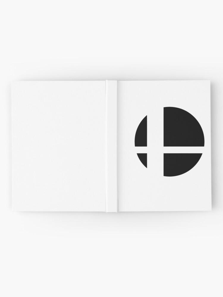 Alternate view of Super Smash Bros. Ultimate LOGO! Hardcover Journal
