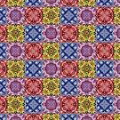 Rainbow Mosaic by GisselEscudero
