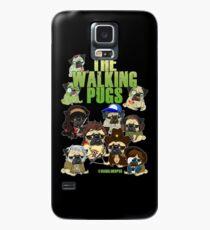 DIE GEHENDEN PUGS II Hülle & Klebefolie für Samsung Galaxy