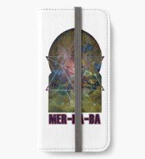 MER-KA-BA iPhone Wallet/Case/Skin