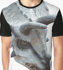 DINOSAUR 11 Pop Art Graphic T-Shirt