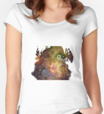 High Magic Women's Fitted Scoop T-Shirt