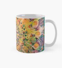 Rainbow Mandala Classic Mug
