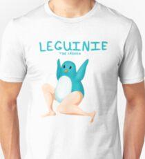 Leguin - Teal Unisex T-Shirt