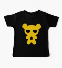 Attention! Yellow Lazy Bear! Baby Tee