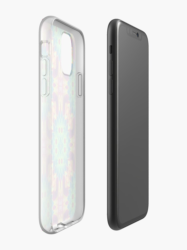 coque quad lock iphone 7 | Coque iPhone «abstraction multicolore colorée abstraite modèle répétitive sans soudure», par Abrahamjrnd