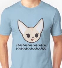 Fenneko haha Unisex T-Shirt