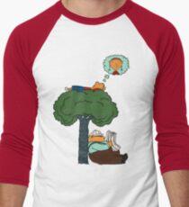 Kalles klätterträd Men's Baseball ¾ T-Shirt