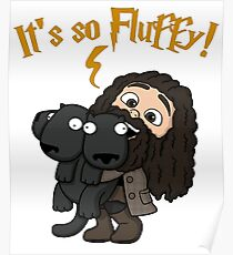 It's So Fluffy! Poster
