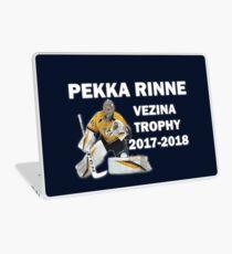 Pekka Rinne - Vezina Trophy Winner 2017-2018 - Nashville Predators Laptop Skin