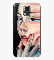 Stretch - Pastel Drawing Case/Skin for Samsung Galaxy