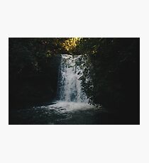 Blue Hole Photographic Print