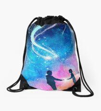 Beneath the Stars Drawstring Bag
