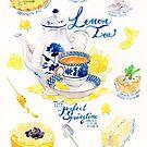 Lemon Tea by ploveprints