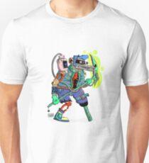 Flame Sythed Wastelander Unisex T-Shirt