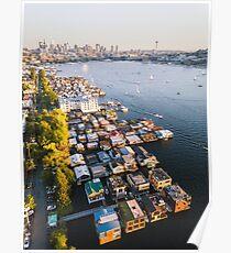 Houseboats Poster