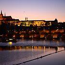King Charles Bridge Prague by styles