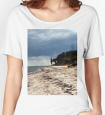 Photo landscape Baltic Sea Women's Relaxed Fit T-Shirt