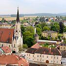 Melk Abbey View by styles