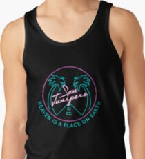 "San Junipero ""Heaven Is a Place on Earth"" Tank Top"