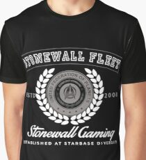 Stonewall fleet 08 3 Graphic T-Shirt