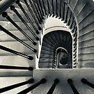 Vienna Stairwell by styles