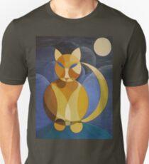 Moon Cat Tee T-Shirt