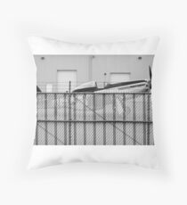 P51 Throw Pillow
