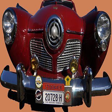 Studebaker 20728-H Car by muz2142