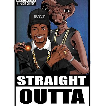 Straight Outta Space by TVMdesigns