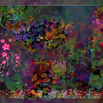 Spaceflowers in Magic by surrealpete