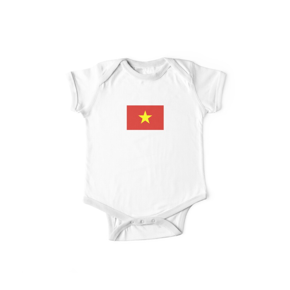 48041ebe901 I Love Vietnam - Flag Vietnamese Sticker T-Shirt Duvet