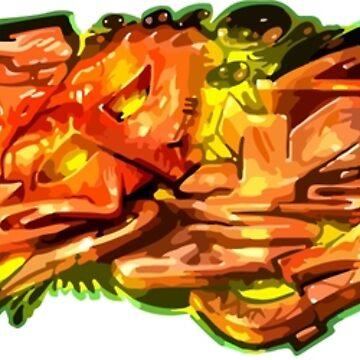 JSRF Graffiti - XL (Default HD) by chandlerplusbas