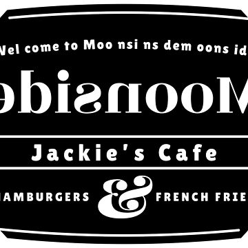 Earthbound - Mother 2 - MOONSIDE - Jackie's Cafe by SonnyBone