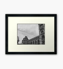 Natural History Museum London Framed Print