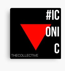 THECOLLECTIVE No.2 #ICONIC Canvas Print