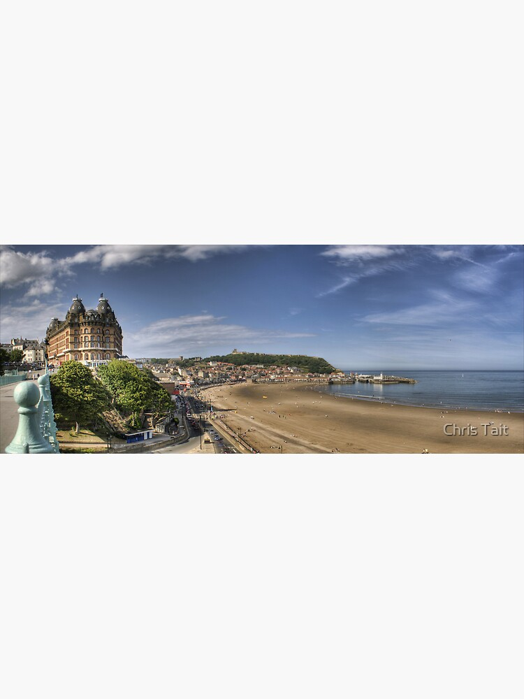 Scarborough Panorama by christait