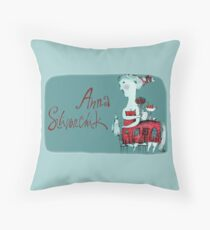 Homeliness Throw Pillow