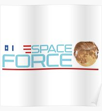 Space Force Poster